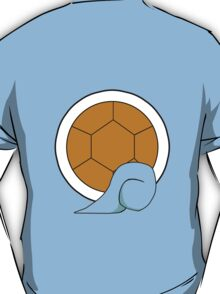 Squirtle Back T-Shirt