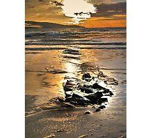 apollo sunrise Photographic Print