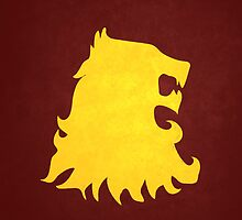 Lannister Lion by buselikmakami