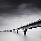 Atlantique #02: Ile de re Bridge by Nina Papiorek