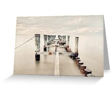 There's no going back (Zingst) Greeting Card