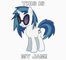 Vinyl Scratch DJ PON-3 THIS IS MY JAM! by Andaimaru