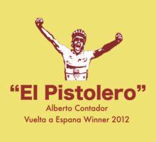 Alberto Contador Vuelta Winner 2012 (II) by Benners