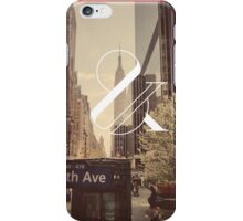 New York Is Killing Me iPhone Case/Skin