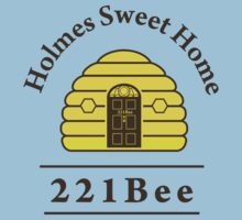 221Bee: Holmes Sweet Home Kids Clothes