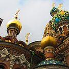 Cupolas * Church of the Saviour on the Blood * 1883-1907 by M-EK