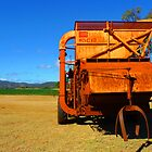 Farm Machine by nigelchaloner