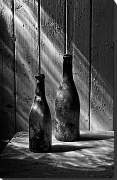 Old Wine Bottles by Patricia Jacobs CPAGB LRPS BPE2