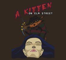 A Kitten on Elm Street by Sozdanee