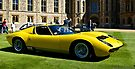 Yellow Peril ~ Lamborghini Miura SV 1972 by MarcW
