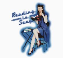 Reading is sexy by sixfiftyfive