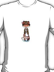 Mori Girl Fox T-Shirt