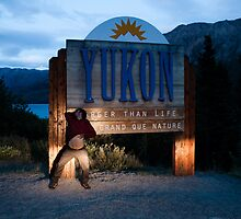 Modelling for the Yukon by nichendrik