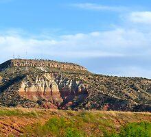 Tucumcari Mesa by skyhat