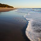 Walk this Way - Woorim Beach by Barbara Burkhardt