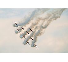 Red Arrows, Whitby Regatta, 2007 Photographic Print