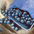 Blueberry Delight by Michael Beckett