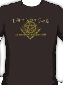 Ghostbusters - Tobins Spirit Guide T-Shirt