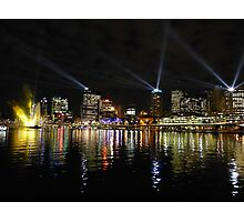 Brisbane Festival Photographic Print