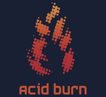 Hackers Movie - Acid Burn by metacortex