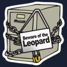 Hitchhikers Guide to the Galaxy - Beware of the Leopard by metacortex