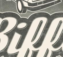 Biff's Auto Detailing – Vintage Sticker