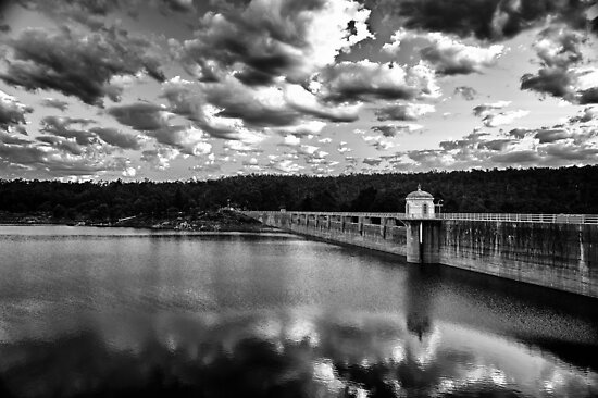 The Dam by Leah Kennedy