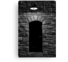The Doorway to... Canvas Print