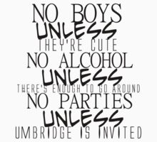 Umbridge's Rules by CoExistance