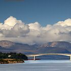 Over The Sea To Skye by Steve Jensen