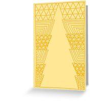 Christmas_Card_Detailed_Tree Greeting Card