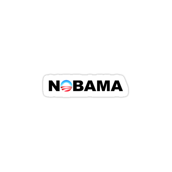 NOBAMA 2012 by Adam Campen