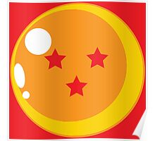 Dragon Ball Three Poster