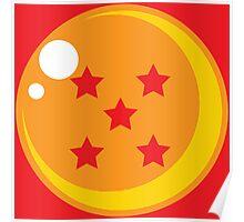 Dragon Ball Five Poster
