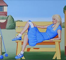 Summertime Blues by Paul Harding