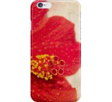 Broken Hibiscus iPhone Case/Skin