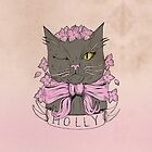 Holly the Cat by Sarah Crosby