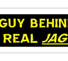 Real Jagoff Sticker