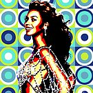 Beyonce - Single Lady - Pop Art by wcsmack