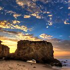 El Matador Beach - Dawn Experience 2 by Benjamin Curtis