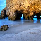 El Matador Beach - Dawn Experience 3 by Benjamin Curtis