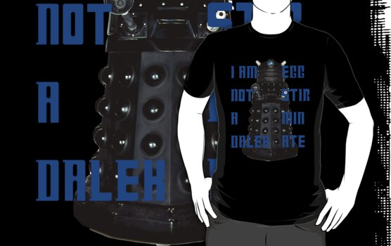 I AM NOT A DALEK by ooiboy