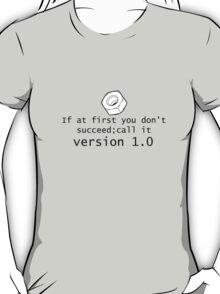Version 1.0 T-Shirt