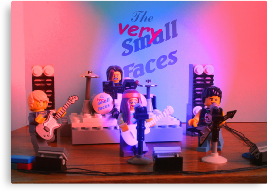 Small Faces by trobe