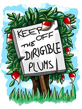 Keep Off The Dirigible Plums! | Luna Lovegood by Jessica E Pattison