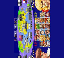 Super Street Fighter II Player Select ! by Venum Spotah