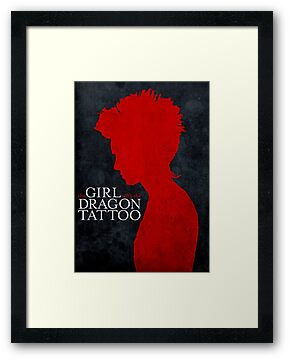 Girl With the Dragon Tattoo by Zoe Toseland
