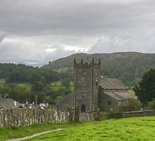 Hawkshead Parish Church by VoluntaryRanger