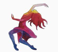 Rainbow Dance by Rachelle Dyer