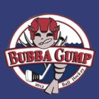Bubba Gump Ball Hockey by minghiabro